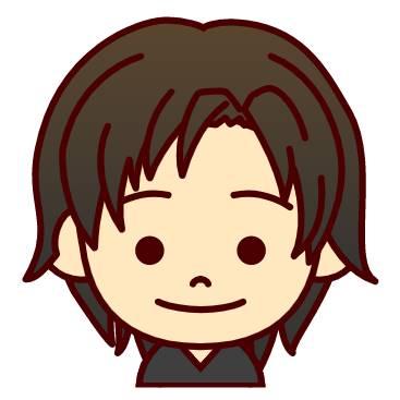 とみざわ顔アイコン347×347