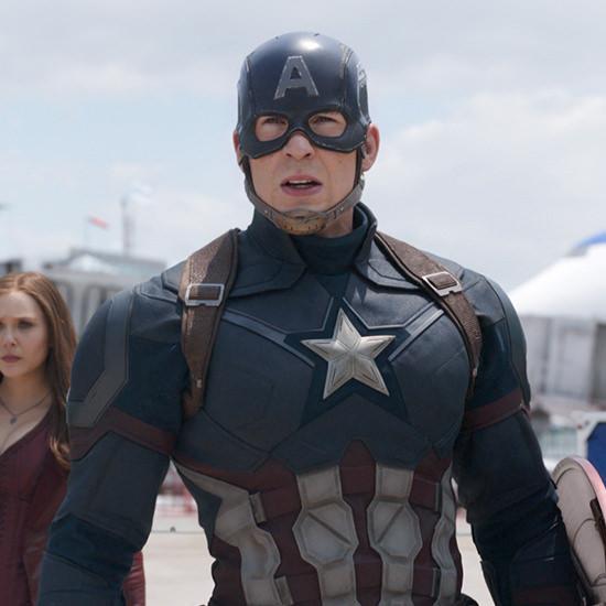 キャプテンアメリカの新しい盾とスーツは弱い?髭と髪型も新しい3