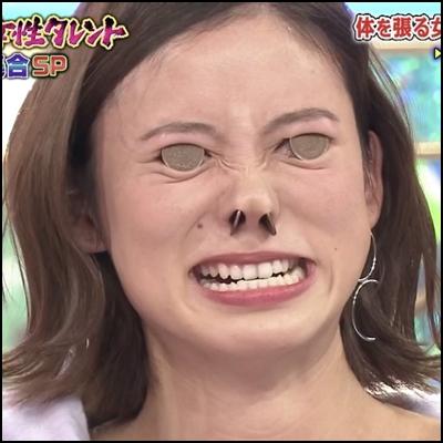朝日奈央、アイドルで元モデルなのに体張り過ぎ!芸人より面白い?4